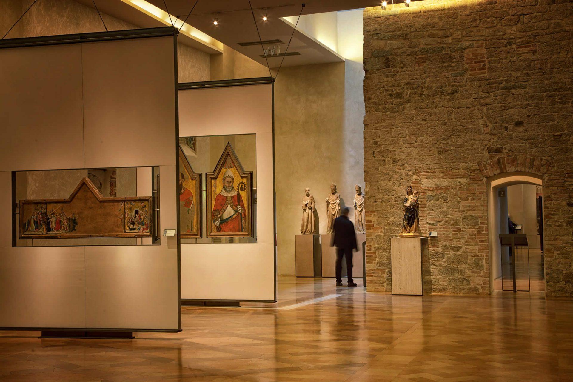 Mostra monografica alla Gnu dedicata a Taddeo di Bartolo ...