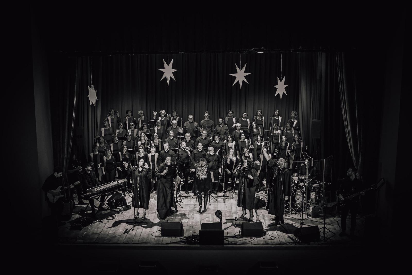 Il Joyful singing choir ha chiuso il 2019 con un piccolo tour