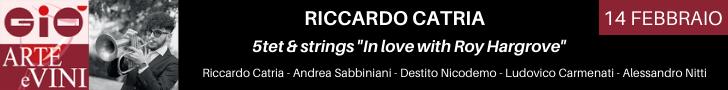 RICCARDO CATRIA - 14 febbraio giò hotel vivo umbria