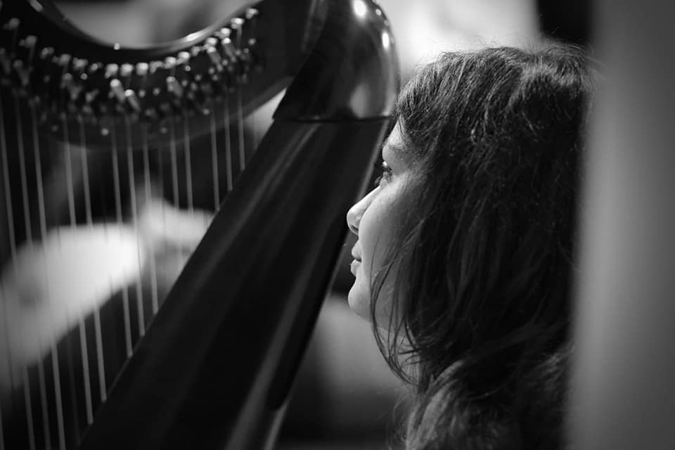 Tra le corde dell'arpa di Rachele Spingola Vivo Umbria