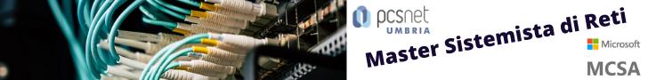 corso sistemista di reti perugia informatica