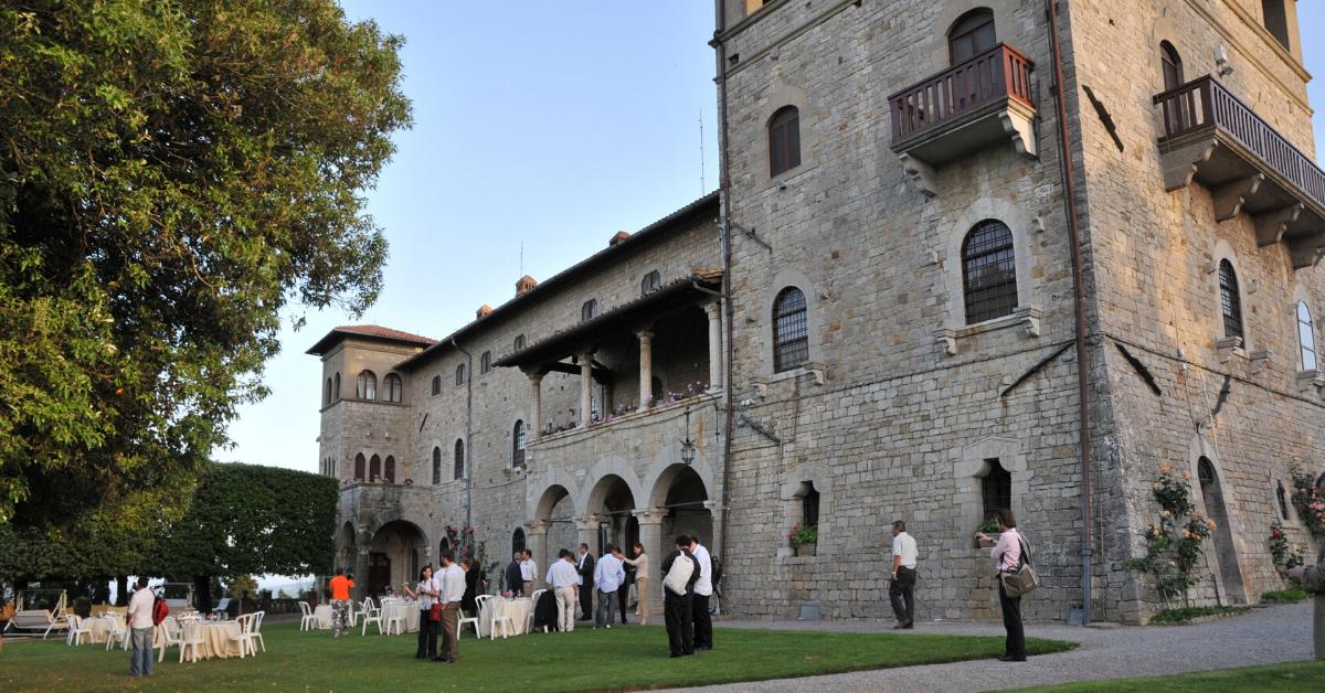 Castello di Monte Vibiano umbria