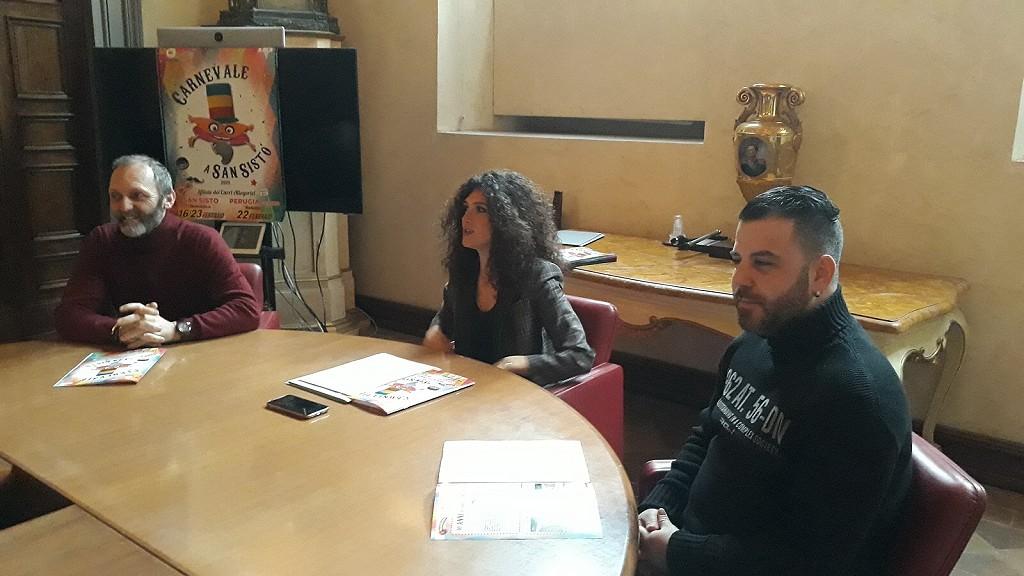 Perugia, presentata la 41esima edizione del Carnevale a San Sisto