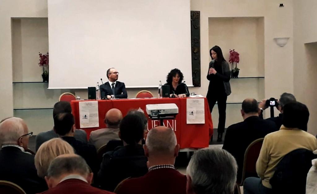 Perugia, il senatore Davide Faraone ha presentato il suo libro sull'autismo