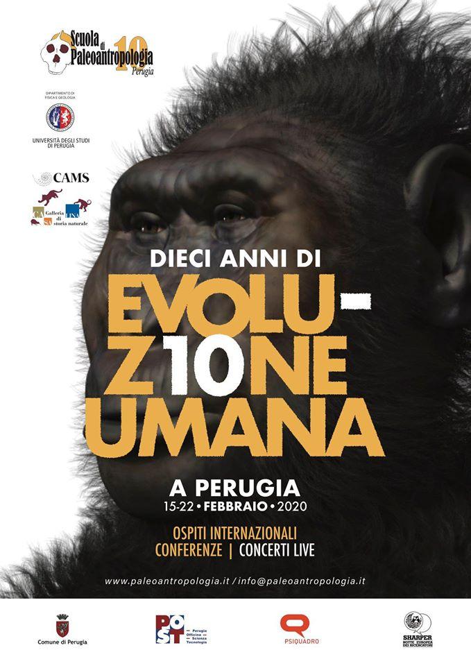 Decima edizione Scuola di Paleoantropologia Unipg