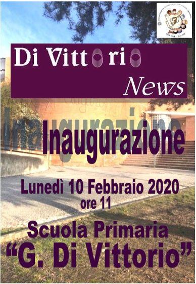 Inaugurazione Di Vittorio News