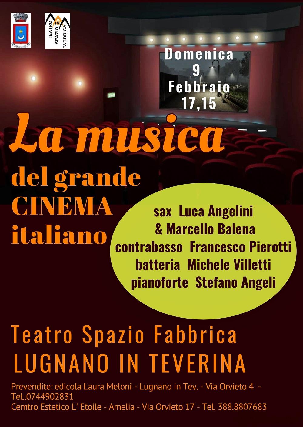 La musica del grande cinema italiano