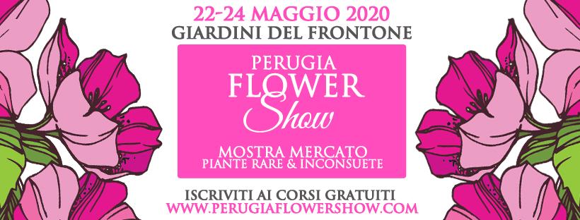 Perugia Flower Show 2020