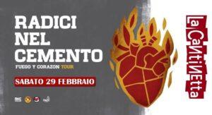 A Rotecastello in concerto Cristina Donà e le Radici Nel Cemento