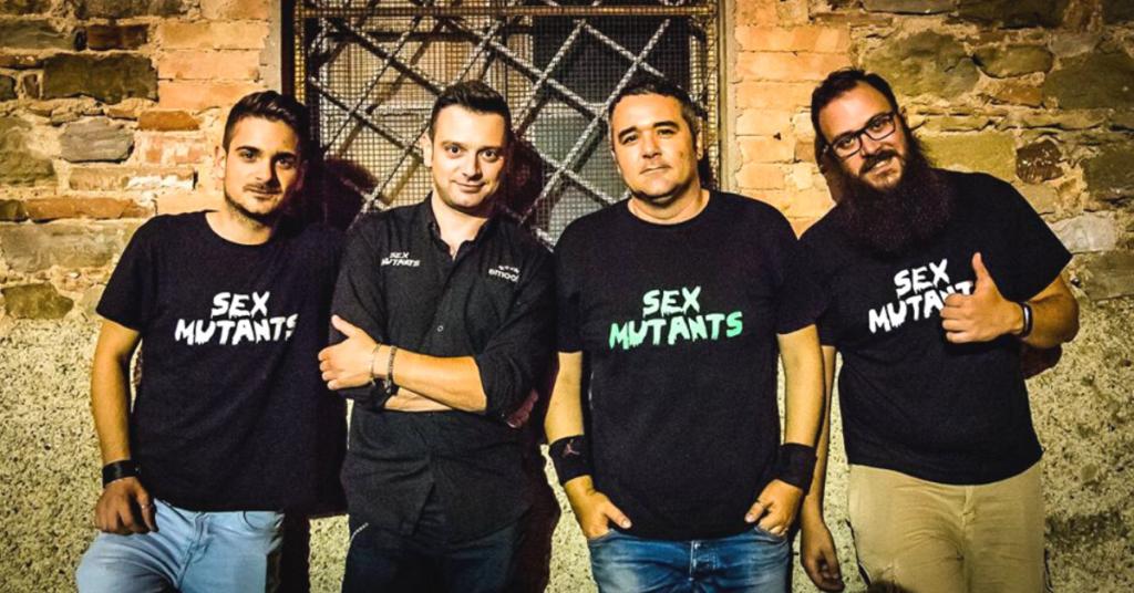 Sex Mutants
