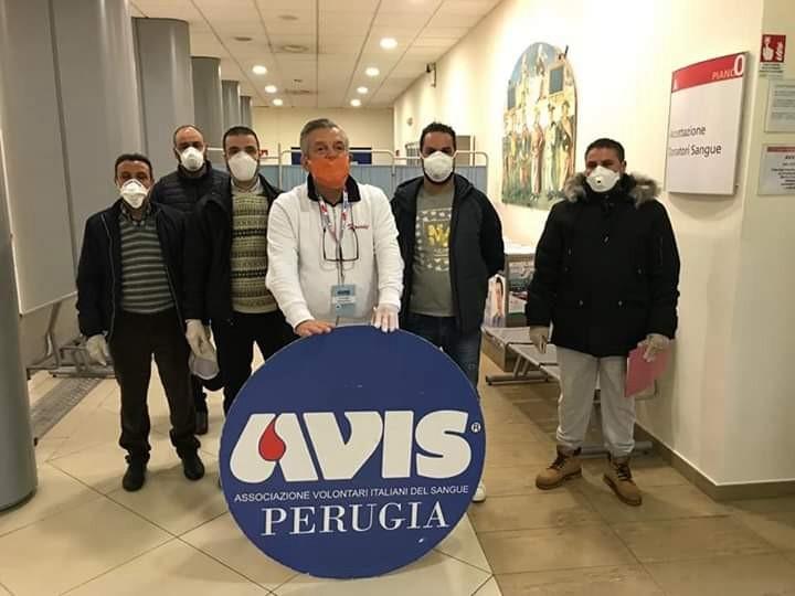 Avis Perugia, da 54 anni a servizio della collettività